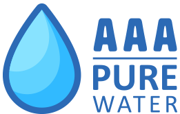 AAA Pure Water logo